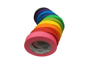 BAM TAPE recycled crepe paper masking tape